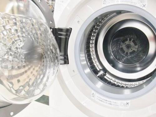 ドラム式洗濯機のイベントなう