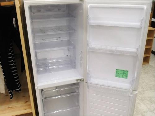 冷蔵庫の無印良品