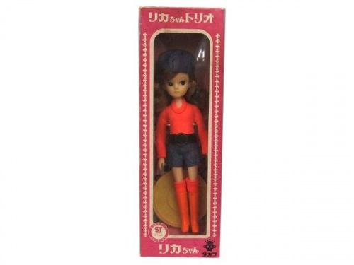 リカちゃんのリカちゃん人形