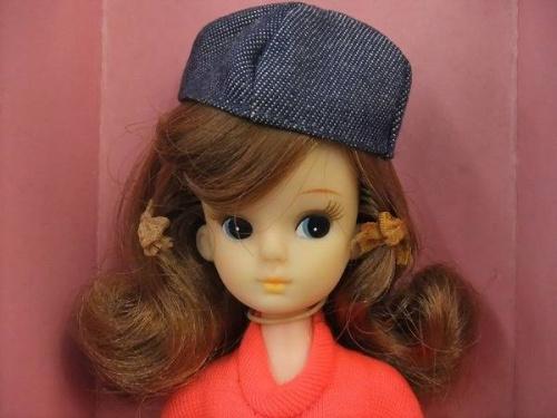 リカちゃん人形の初代