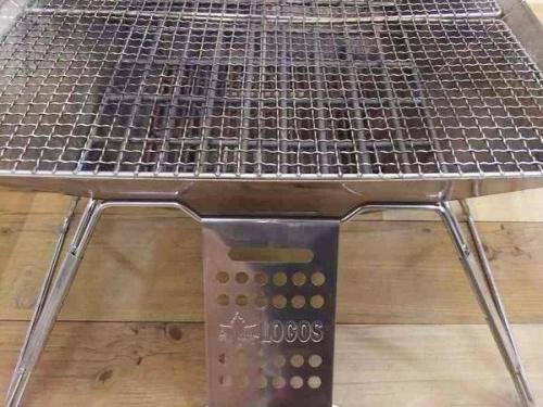 囲炉裏テーブルの焚き火台