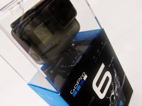 デジタル家電のGoPro