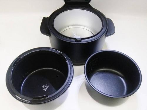 炊飯器のBALMUDA