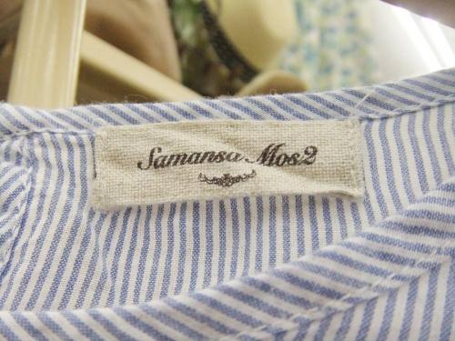 Samansa Mos2の春物買取