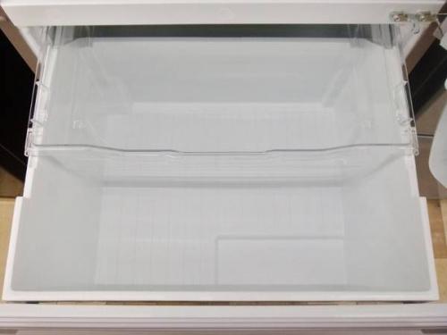 大和 家電の3ドア冷蔵庫