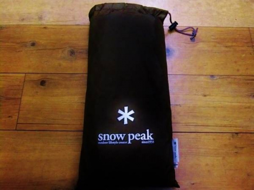 snow peak(スノーピーク)のキャンプ アウトドア 買取