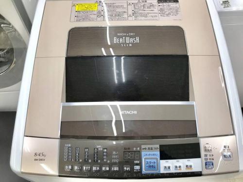 縦型洗濯乾燥機のトレファク 大和
