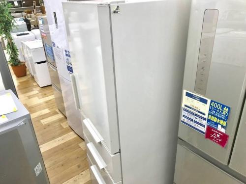 中古冷蔵庫の無印良品