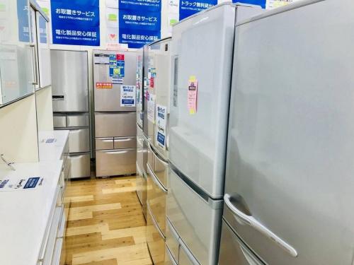 中古冷蔵庫の大和市 中古家電