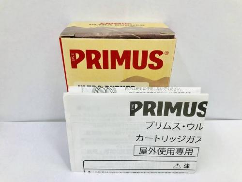 PRIMUSのキャンプ アウトドア 買取