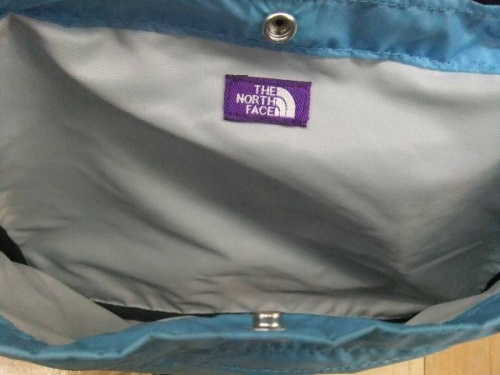 ナナミカのTHE NORTH FACE PURPLE LABEL