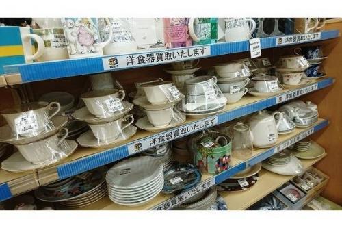 大和 洋食器 買取の大和 大和市 食器