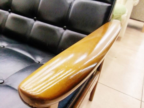 ソファのカリモク60