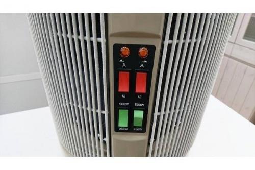 ヒーターの暖房器具