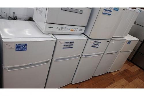 大和 冷蔵庫の中古冷蔵庫 お買得