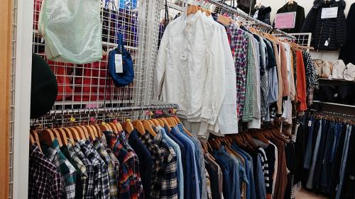 服 買取 大和の古着 大和