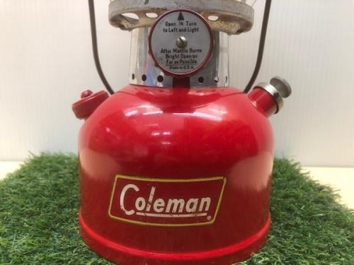 COLEMAN コールマンのアウトドア用品 中古 大和 買取
