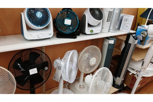 扇風機 のエアコン