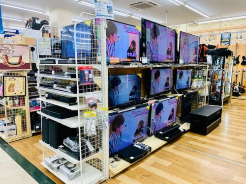 大和市 中古家電の大和市 中古テレビ