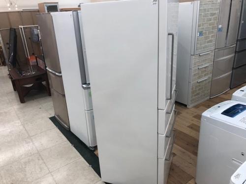 大和市 中古家電の大和 4ドア冷蔵庫