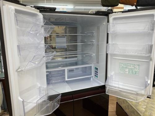大和 6ドア冷蔵庫のシャープ 中古
