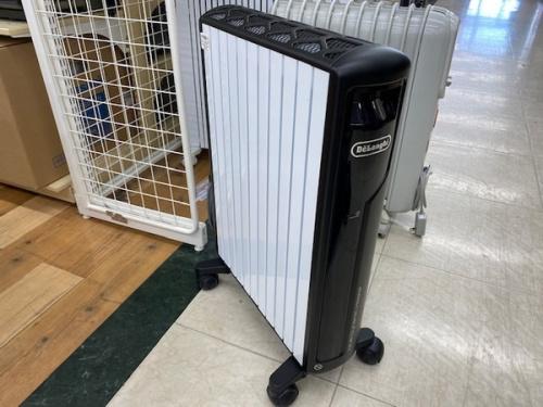 季節家電の遠赤外線ヒーター