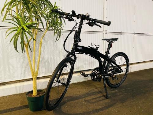 フォールディングバイクの折りたたみ自転車