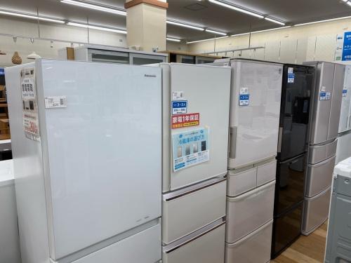 大型冷蔵庫の大和 中古 冷蔵庫
