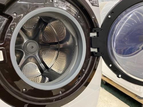 洗濯機の大和 HITACHI(ヒタチ) 日立 ドラム式 大型 大容量 高年式 2020年製