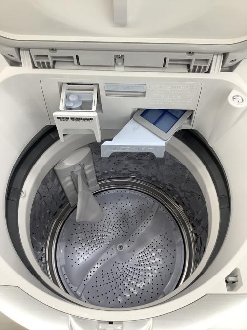 大和 タテ型洗濯乾燥機 ドラム式 大型 大容量 高年式 2020年製の大和 洗濯機 2020 中古