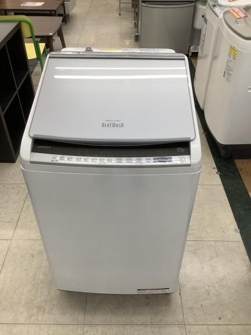 洗濯機 HITACH(ヒタチ) 日立の大和 タテ型洗濯乾燥機 ドラム式 大型 大容量 高年式 2020年製
