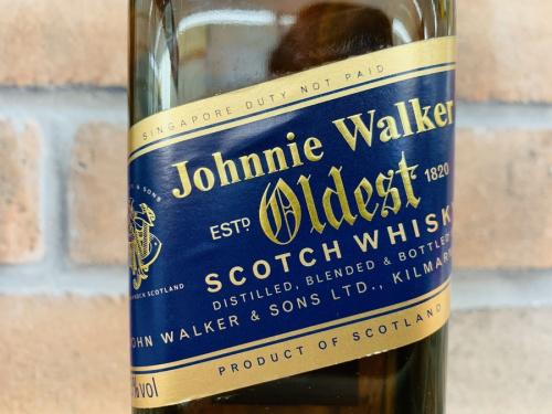 「ウイスキー」の「ブランデー」