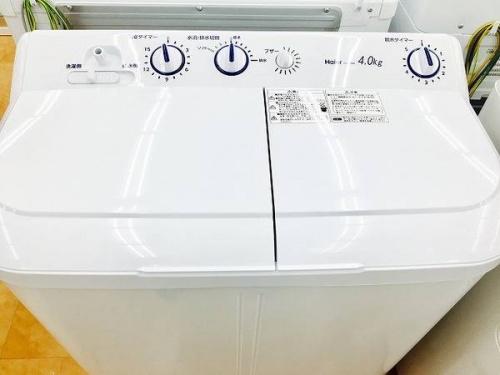 洗濯機の2槽式洗濯機