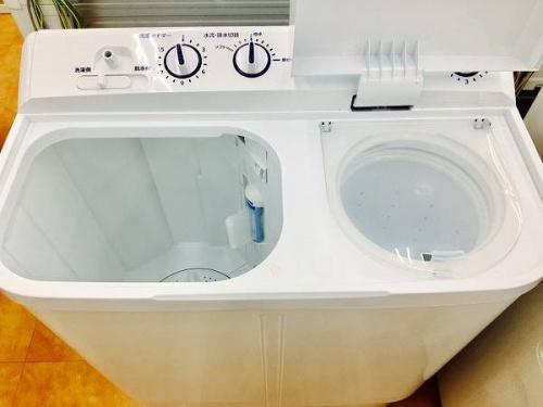 2槽式洗濯機のHaier