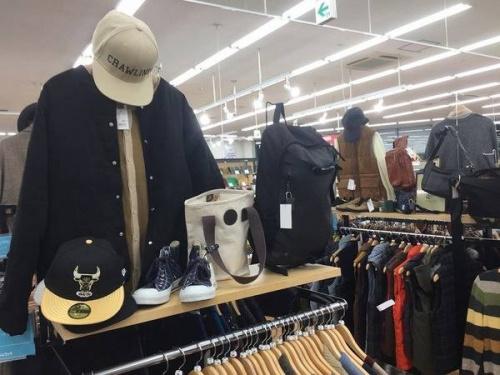 メンズファッションの買取 大阪