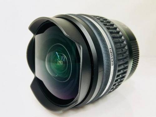 レンズのカメラ