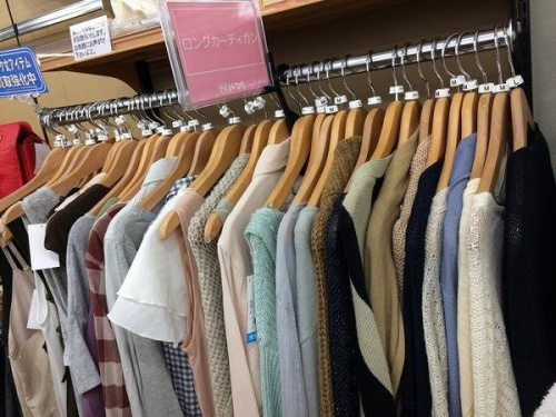 服 買取 摂津の関西