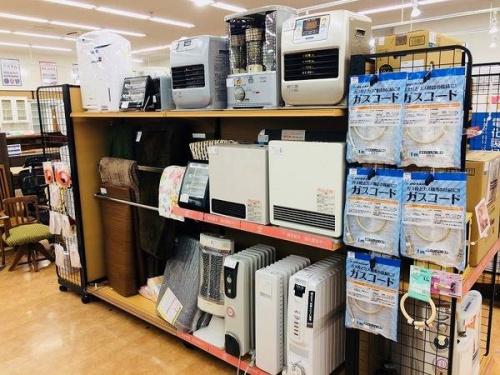 中古家電 大阪の中古暖房器具 大阪