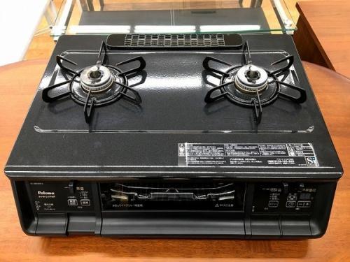 調理家電 ガスコンロ のガステーブル 中古 摂津