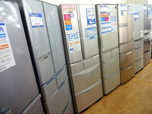 冷蔵庫 の中古家電 摂津