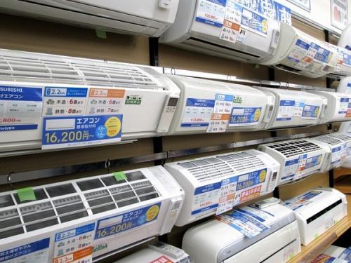 エアコン 摂津の中古エアコン 大阪