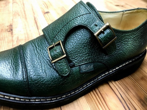 靴 中古 買取のPARABOOT