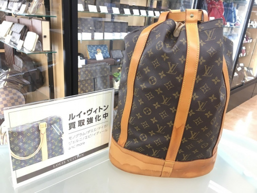 LOUIS VUITTON 中古のバッグ買取 大阪