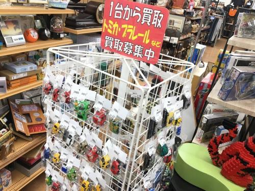 ミニカー買取 大阪の中古ホビー 大阪