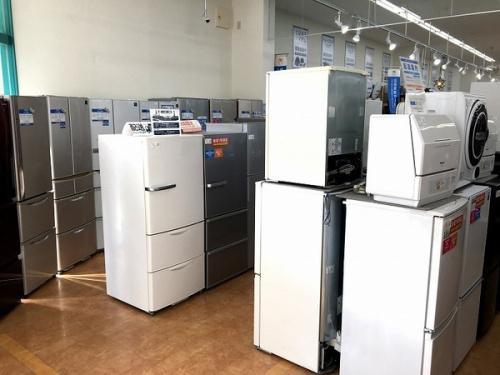 中古冷蔵庫 摂津の関西
