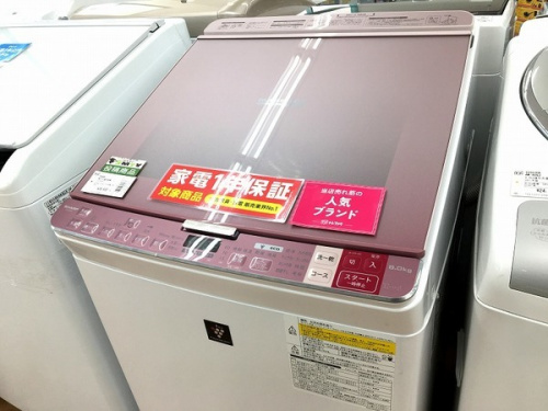 家電買取 大阪の中古洗濯機 大阪