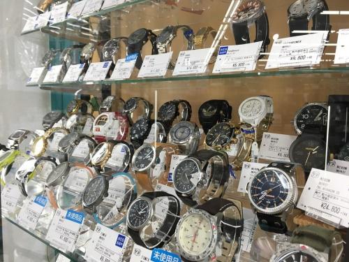 腕時計 買取 大阪の関西