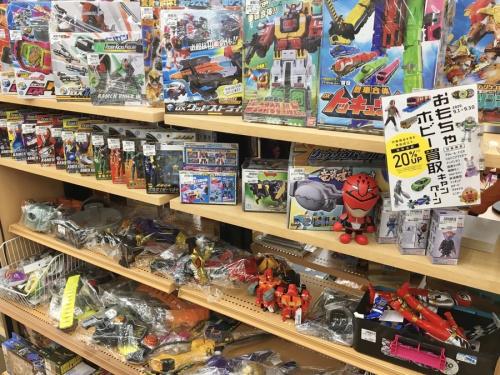 おもちゃ 買取 摂津の関西