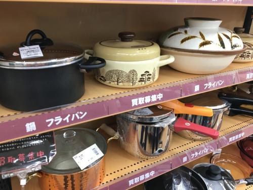 鍋 買取 大阪の中古 洋食器 買取