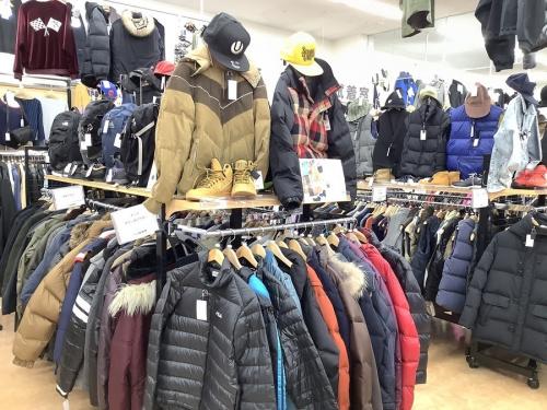 古着 買取 冬物の関西